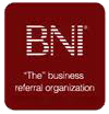 We are proud members of BNI
