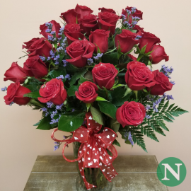 Valentine Three Dozen Roses