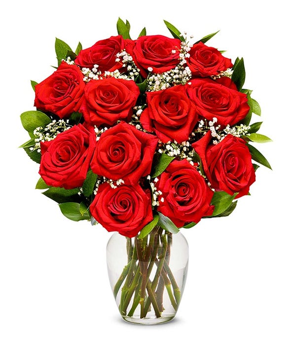 Red Flowers Collections